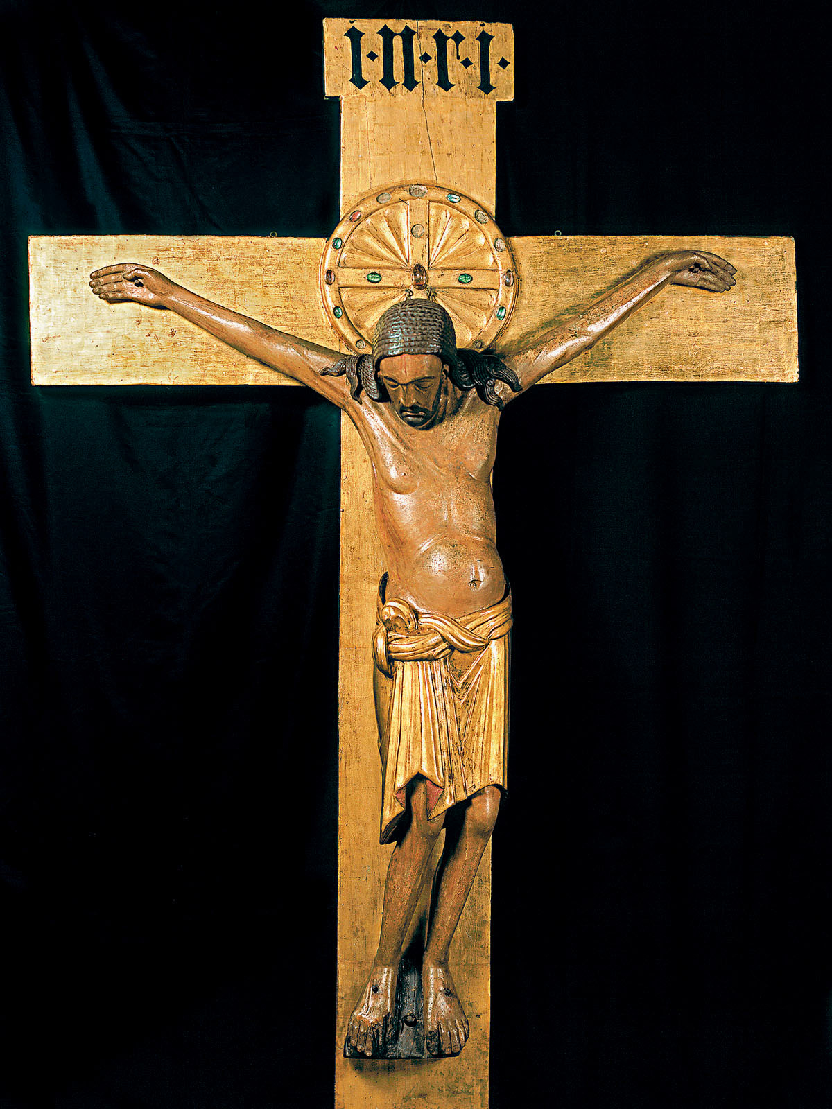 Crucifix of gero c. 970