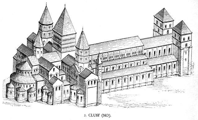 Cluny iii