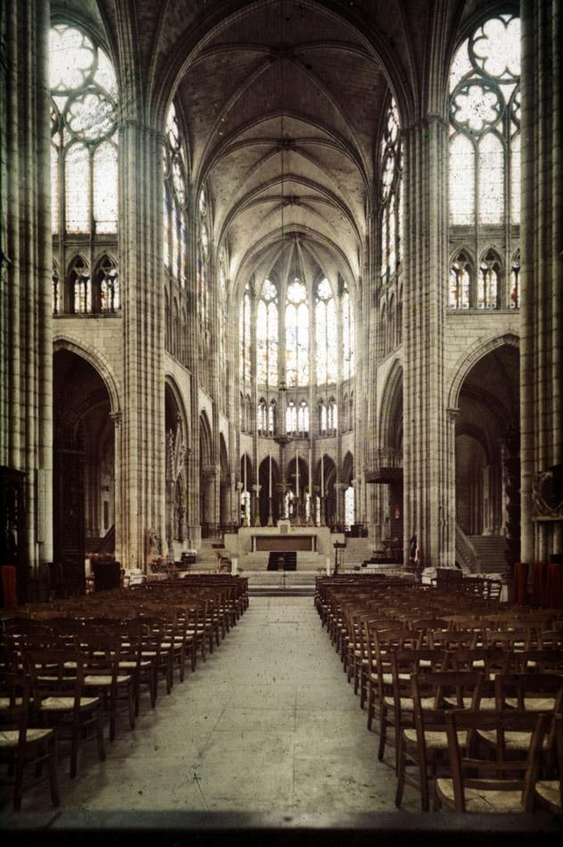 Interior saint denis
