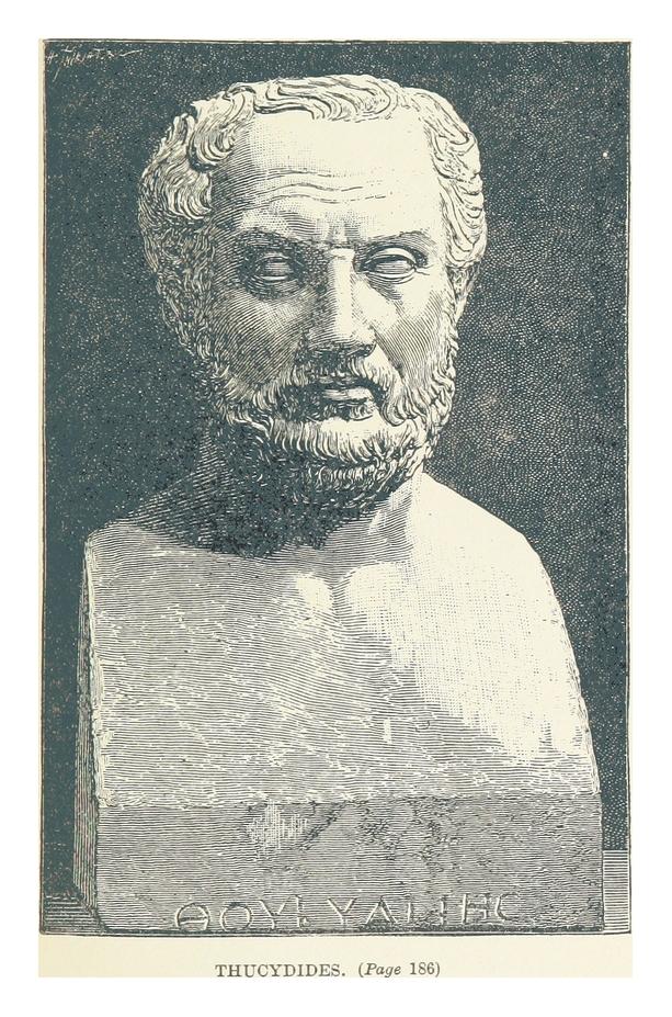 Church 1893  p221 thucydides