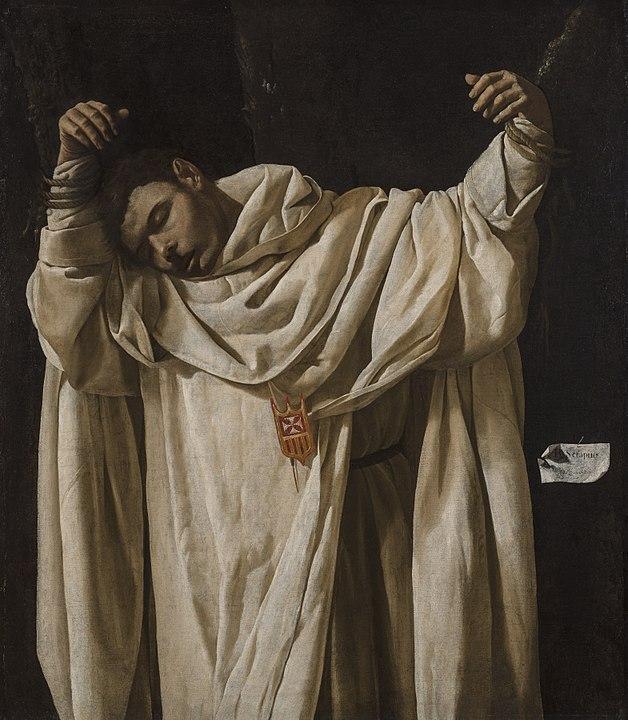 628px san serapio  por francisco de zurbara n