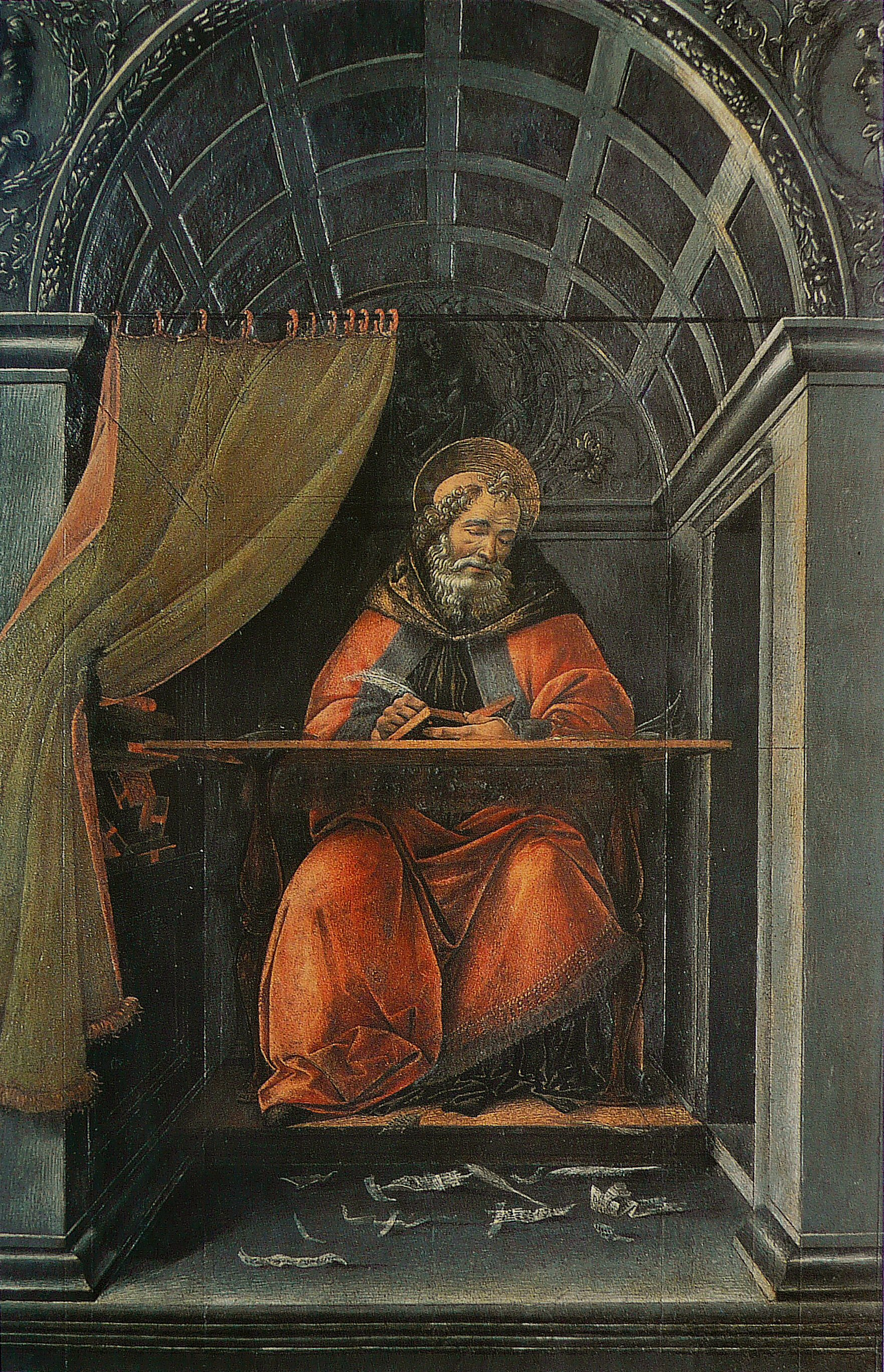 Augustine boticelli